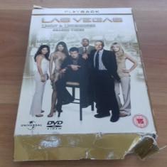 LAS VEGAS - Season Three - 23 Ep - DVD [A, B, cd] - Film serial, Drama, Engleza
