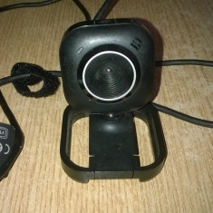 CAMERA WEB MICROSOFT LIFECAM VX-2000 PERFECT FUNCTIONALA - Webcam Microsoft, 1.3 Mpx- 2.4 Mpx, CMOS, Microfon