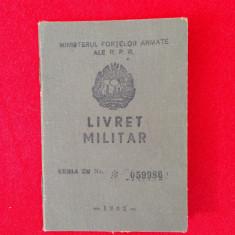 Livret militar RPR