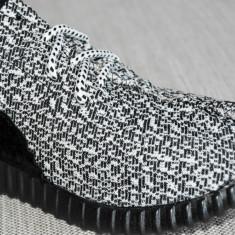 Adidasi espadrile Adidas poze reale masura 43 - Espadrile barbati Adidas, Culoare: Din imagine