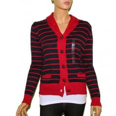 Bluza Cardigan TOMMY HILFIGER - Bluze Dama, Femei - 100% AUTENTIC - Pulover dama Tommy Hilfiger, Marime: XS, S, Culoare: Din imagine, Bumbac