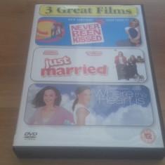 3 GREAT FILMS ! - 3 FILME - DVD [A, B, C] - Film actiune, Engleza