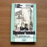 Limba si literatura romana manual clasa a X-a - editura Art - Manual scolar, Clasa 10