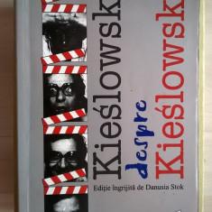 Kieslowski despre Kieslowski - Carte Cinematografie
