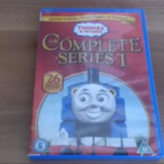 Thomas - The complete series 1 - DVD [C] - Film animatie, Engleza