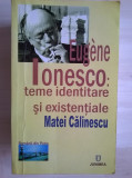 Matei Calinescu - Eugene Ionesco: teme identitare si existentiale