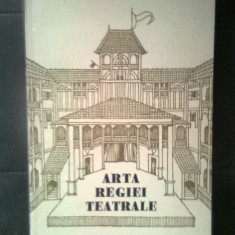 Horia Deleanu - Arta regiei teatrale (Editura Litera, 1987)