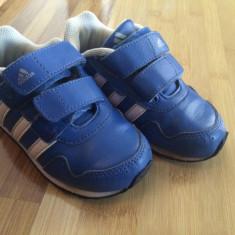 INCALTAMINTE COPII - ADIDASI - Adidasi copii, Marime: 24, Culoare: Albastru