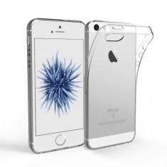 Husa iPhone 5/5S/SE Ultraslim Transparent - Husa Telefon
