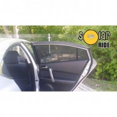 Parasolar Mazda 2007-2012 - geamuri laterale spate - Parasolar Auto