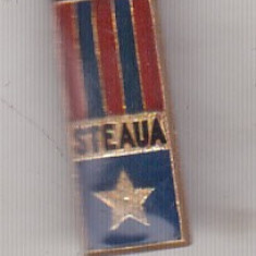 Bnk ins Insigna Steaua Bucuresti - Insigna fotbal