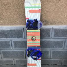 Placa snowboard Head cu legaturi Noi Rossignol Cobra 4 - Placi snowboard