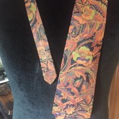 Cravata CRAVAT COMPANY matase, Culoare: Multicolor