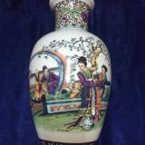 Vaza japoneza portelan