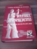 BULETINUL JURISPRUDENTEI CULEGERE DE DECIZII PE ANUL 2000