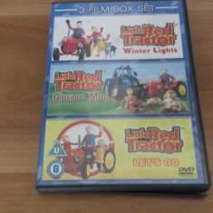 3 FILM Box - SET - Little red tractor - DVD [C, cd] - Film animatie, Engleza