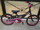"BMX / Eclipse Pink / bicicleta copii 18"" (5-9 ani), 1"
