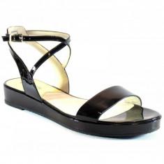 Sandale MICHAEL KORS - Sandale dama Guess, Femei - Piele Naturala - 100% AUTENTIC, Culoare: Din imagine, Marime: 38, 39