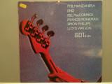 MANZANERA/ENO/WATSON/PHILLIPS - 801 LIVE(1976/EG REC/RFG) -Vinil/Rock-Prog/Vinyl, universal records