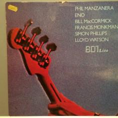 MANZANERA/ENO/WATSON/PHILLIPS - 801 LIVE(1976/EG REC/RFG) -Vinil/Rock-Prog/Vinyl - Muzica Rock universal records