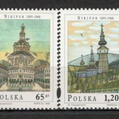 Polonia.1998 Pictura naiva  SP.646