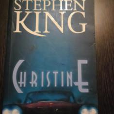 STEPHEN KING - Christine - editura Nemira, 2004, 558 p. - Carte Horror