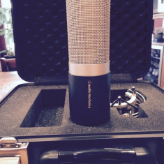 FOR SALE: Audio-Technica AT5040/Neumann U47 FET Condenser Microphone - Microfon