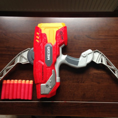 NERF N- Strike Elite Mega - Thunderbow - Pistol de jucarie