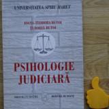 Psihologie judiciciara Ioana-Teodora Butoi Tudorel Butoi