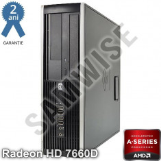 HP 6305 SFF AMD A10 5700 3.4GHz (4GHz) 8GB DDR3 500GB, HD 7660D VGA DP DVD-RW - Sisteme desktop fara monitor HP, Peste 3000 Mhz, 500-999 GB, FM2