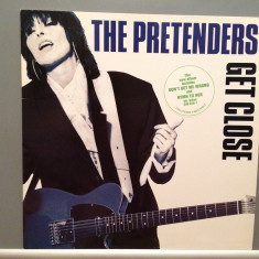 THE PRETENDERS - GET CLOSE (1986/WARNER REC/RFG) - Vinil/Vinyl/IMPECABIL(NM) - Muzica Pop