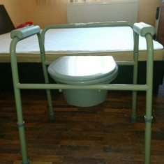 WC de camera pt persoane in varsta sau bolnave - Articole ortopedice