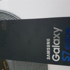 Samsung Galaxy S7 Edge+ Smartwach - Telefon Samsung, Negru, 32GB, Neblocat, Single SIM