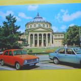 HOPCT 31134 ATENEUL ROMAN -AUTOMOBIL -BUCURESTI -NECIRCULATA