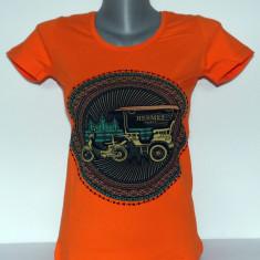 Tricouri HERMES - Orange / Bleumarin / Alb - Noua Colectie !!!