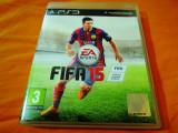 Joc Fifa 15, pentru PS3, original! Alte sute de jocuri!, Sporturi, 3+, Multiplayer, Ea Sports