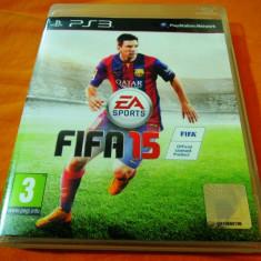 Joc Fifa 15, pentru PS3, original! Alte sute de jocuri! - Jocuri PS3 Ea Sports, Sporturi, 3+, Multiplayer