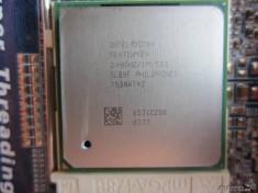 Procesor Intel Pentium 4 2.40 Ghz SL88F socket 478 foto
