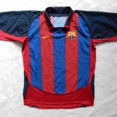 Tricou Nike FCB FC Barcelona LFP; Marime S: 51 cm bust, 63 cm lungime; impecabil - Tricou barbati, Marime: S, Culoare: Din imagine
