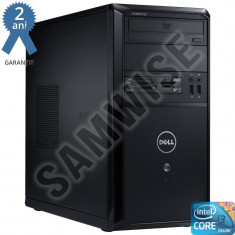Dell Vostro 260 MT Intel Core i3 2120 3.3GHz 4GB DDR3 160GB Video HD HDMI DVD - Sisteme desktop fara monitor Dell, Peste 3000 Mhz, 100-199 GB, Socket: 1155