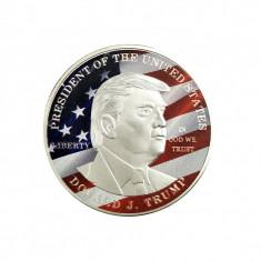 Moneda Presedintele Donald Trump - UNC, America de Nord, An: 2017, Fier