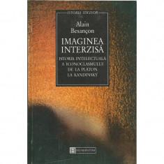 Imaginea Interzisa. Istoria intelectuala a iconoclasmului de la Platon la Kandinsky - Alain Besancon - Carti Istoria bisericii
