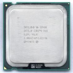 Procesor Core2duo E8400 2x 3.0ghz 6mb Cache 1333mhz Fsb - Procesor PC Intel, Intel, Intel Core 2 Duo, Numar nuclee: 2, 2.5-3.0 GHz, LGA775