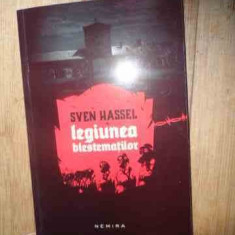 Legiunea Blestematilor - Sven Hassel, 537639 - Carte de aventura