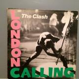 THE CLASH - LONDON CALLING - 2LP SET(1979/CBS/HOLLAND) - Vinil/Vinyl/Impecabil - Muzica Rock Columbia