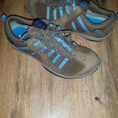 Pantofi sport dama TIMBERLAND Gore-tex originali noi foarte comozi 39 - Adidasi dama Timberland, Culoare: Bej, Piele naturala