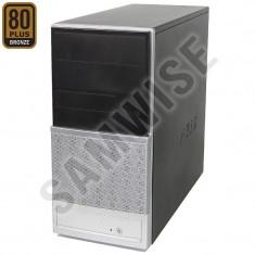 Carcasa ASUS Silver Miditower+Sursa Delta 300W Certif. 80+ GARANTIE 12 LUNI !!! - Carcasa PC, Middle tower, Sursa inclusa