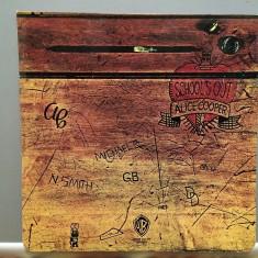 ALICE COOPER - SCHOOL'S OUT -Deluxe Edition(1972/WARNER REC/SPAIN) - Vinil/Vinyl - Muzica Rock