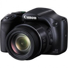 Camera foto Canon PowerShot SX530 IS Black, 16.1 MP, BSI-CMOS, 50x zoom optic, 3' LCD, stabilizator