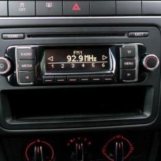 Radio original VW RCD210 CD MP3 - impecabil, cod incl Golf Polo Caddy CC Passat - CD Player MP3 auto